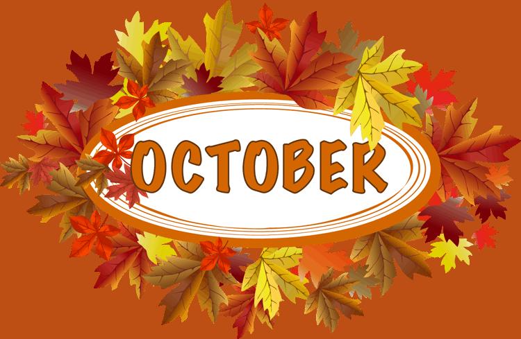 October in class