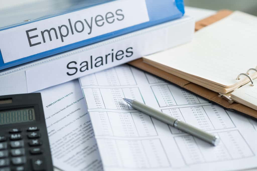 Salary Report For Financial Services' Managers