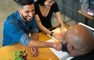 land your first client